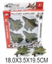 Игровой набор Военный с аксессуарами Наша Игрушка
