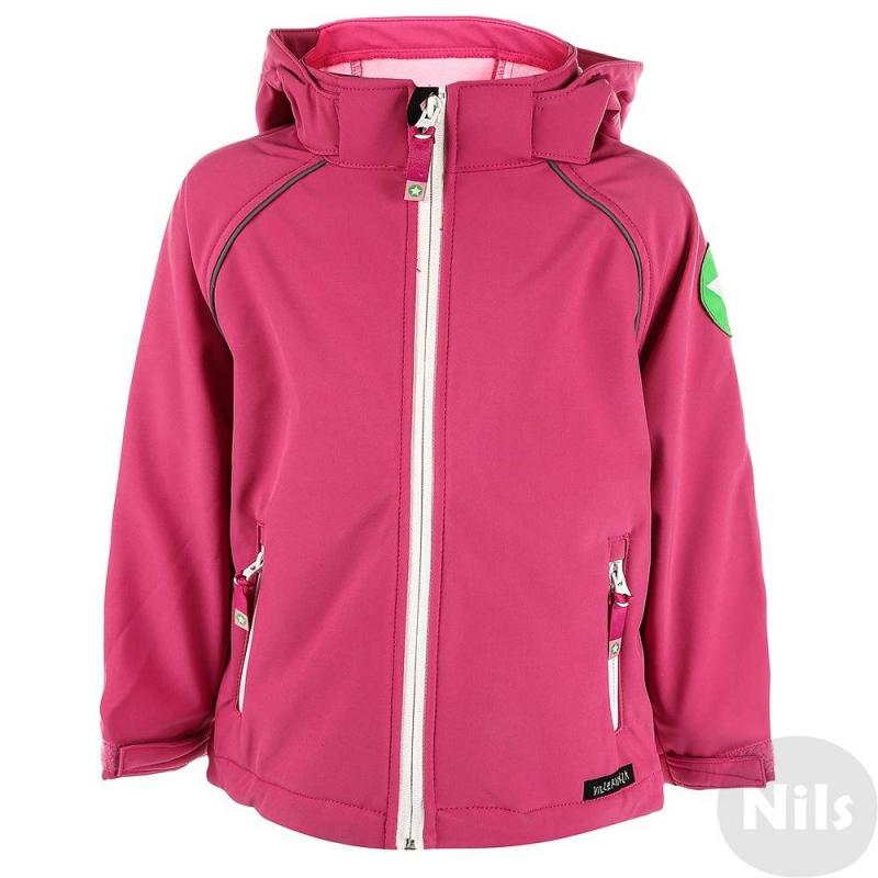 КурткаКуртка ярко-розового цвета маркиVillervalla для девочек.<br>Красивая и удобная куртка сшита из плотного материала (полиэстер с добавлением эластана). Она надежно защитит ребенка от прохладного воздуха, ветра и влаги, при этом позволит коже дышать. Застегивается куртка с помощью удобной молнии с ветрозащитным клапаном. Внизу изделия - специальная резинка с фиксатором, которая может обеспечить ребенку дополнительную защиту от холода.<br>Одежда шведской компании Villervalla отличается яркими цветами, оригинальным внешним видом и подчеркнутой индивидуальностью. Она производится только из тщательно проверенных и безопасных для ребенка материалов. Качество швов и продуманный крой делает вещи от Villervalla очень комфортными и красивыми.<br><br>Размер: 6 лет<br>Цвет: Розовый<br>Рост: 116<br>Пол: Для девочки<br>Артикул: 624705<br>Сезон: Осень/Зима<br>Состав: 95% Полиэстер, 5% Эластан<br>Бренд: Швеция