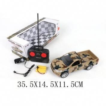 Игрушки, Машина радиоуправляемая Военный внедорожник Наша Игрушка , фото