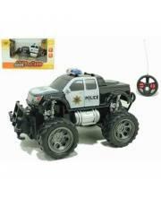 Машина радиоуправляемая Полицейский внедорожник 1:24 Наша Игрушка