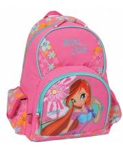 Рюкзак школьный 2 Winx Club Fairy diary РОСМЭН