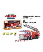 Пожарная машина с водяной пушкой Наша Игрушка