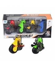 Набор Мотоциклов инерционных Наша Игрушка