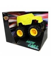 Машинка Неон с 4-мя ведущими колёсами инерционная Наша Игрушка