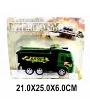 Машина Военный грузовик инерционный Наша Игрушка