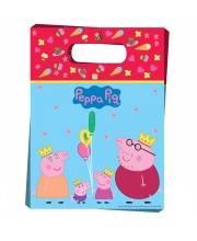 Набор пакетов для подарков Пеппа-принцесса РОСМЭН