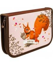 Пенал Woodland Magic Squirrel TIGER FAMILY