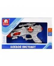 Пистолет Космический со спецэффектами Наша Игрушка