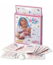 Товары для кукол Baby Born Детское питание 16 пакетиков ZAPF