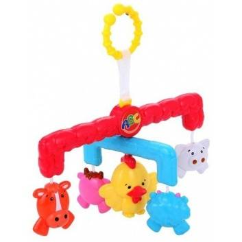 Игрушки, Подвеска с фигурками животных Simba , фото