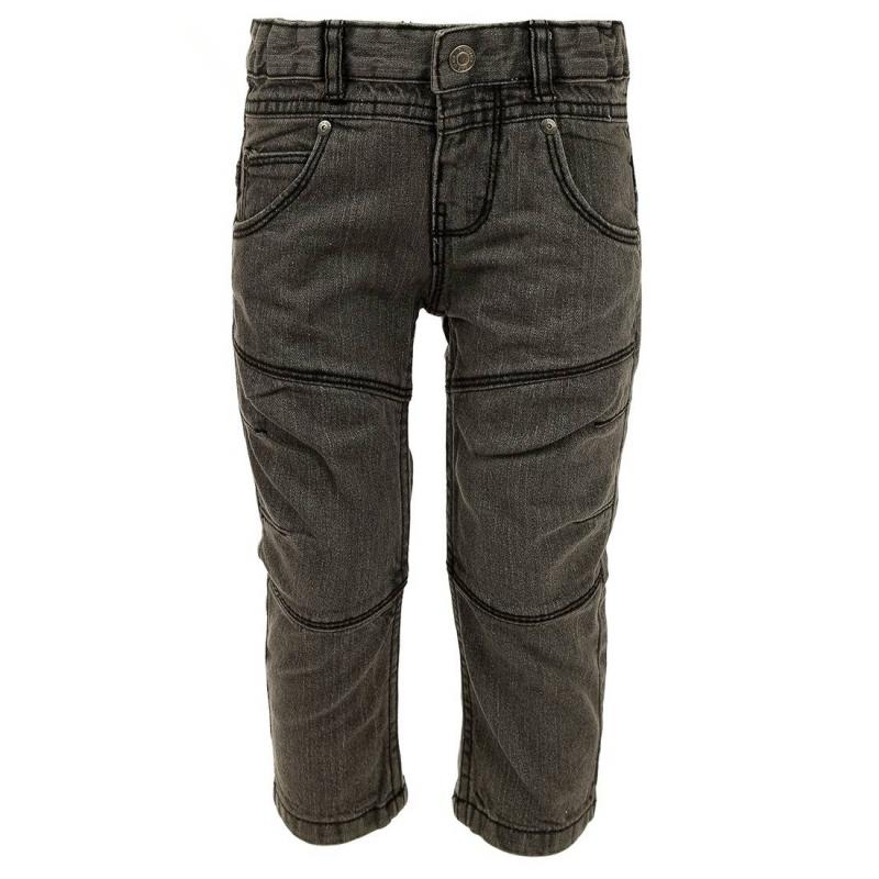 ДжинсыСерые джинсы марки BLUE SEVEN для мальчиков. Джинсы с дополнительными швами и вытачками на коленях для более комфортной носки. Джинсы имеют пять карманов и регулируемый пояс на резинке. Застегиваются на кнопку.<br><br>Размер: 6 месяцев<br>Цвет: Серый<br>Рост: 68<br>Пол: Для мальчика<br>Артикул: 602773<br>Страна производитель: Бангладеш<br>Сезон: Всесезонный<br>Состав: 100% Хлопок<br>Бренд: Германия<br>Вид застежки: Кнопки