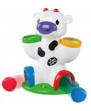 Развивающая игрушка Веселая корова Bright Starts
