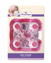 Детская посуда Принцесса металлическая 5 предметов Mary Poppins