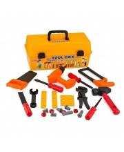 Детские инструменты MINI TOOL в ящике Pilsan