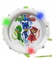 Музыкальный инструмент PJ Masks Барабан со световыми эффектами РОСМЭН