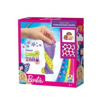 Игрушки, Набор Слайм тайм Барби 1Toy , фото