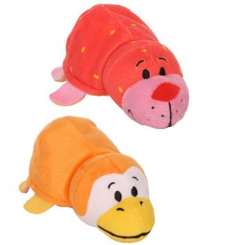 Игрушки, Плюшевая Вывернушка Ням-Ням Морской котик-Пингвинчик 2в1 12 см 1Toy 176061, фото