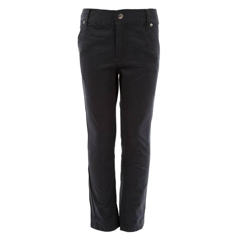 БрюкиТемно-синие брюки марки BLUE SEVEN для мальчиков. Брюки из хлопка с двумя карманами спереди и с оригинальными двойными задними карманами. Спереди на брюках имеются вытачки на коленях, сзади - дополнительные швы. Брюки застегиваются на молнию и брючную застежку-крючок. Пояс регулируется специальными пуговицами на внутренней стороне.<br><br>Размер: 7 лет<br>Цвет: Темносиний<br>Рост: 122<br>Пол: Для мальчика<br>Артикул: 602633<br>Страна производитель: Бангладеш<br>Сезон: Всесезонный<br>Состав: 100% Хлопок<br>Бренд: Германия