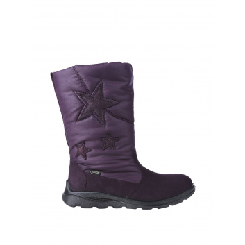 Обувь, Полусапоги ECCO (сливовый)223343, фото