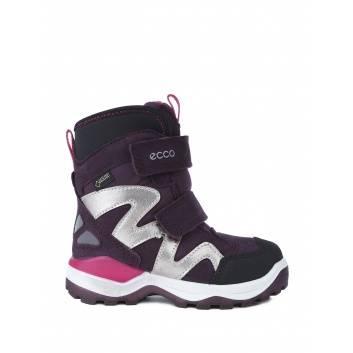 Обувь, Полусапоги ECCO (сливовый)223293, фото