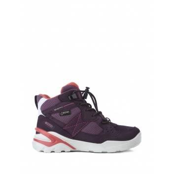 Обувь, Ботинки ECCO (сливовый)223261, фото