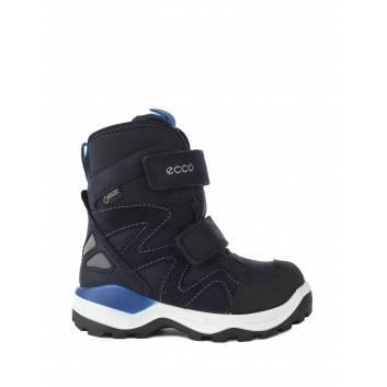 Обувь, Полусапоги ECCO (темносиний)223284, фото