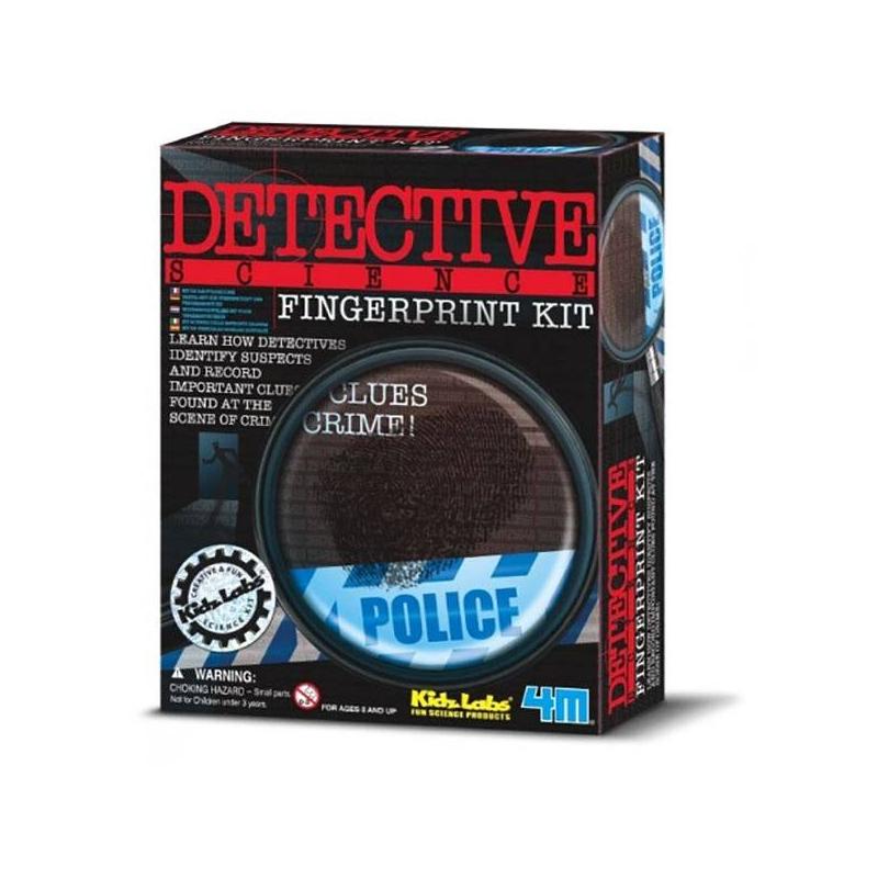 4М Игровой набор Детективная наука