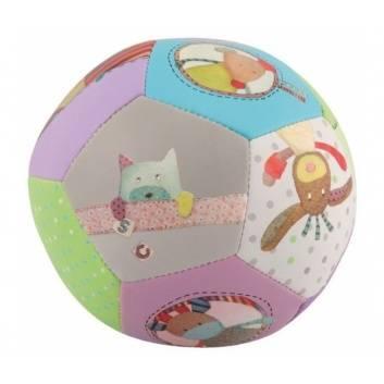 Игрушки, Мягкий мячик Moulin Roty 176362, фото
