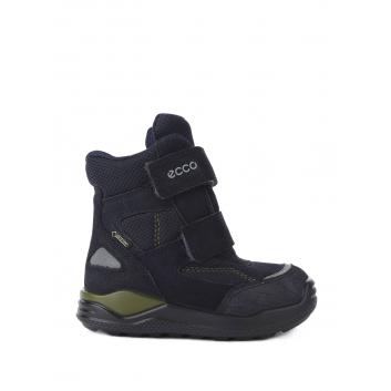 Обувь, Полусапоги ECCO (темносиний)223434, фото