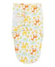 Конверт для пеленания Жирафы Kiddy bird