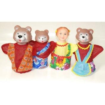 Игрушки, Кукольный театр Три медведя Русский стиль 176449, фото