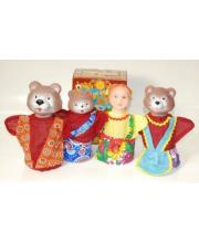 Кукольный театр Три медведя Русский стиль