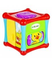 Развивающая игрушка Кубик Жирафики