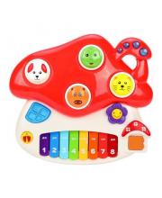 Музыкальная игрушка Грибок Жирафики