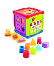 Развивающая игрушка Суперкуб Жирафики