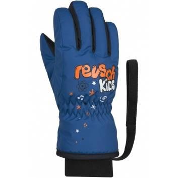 Мальчики, Перчатки Kids Reusch (синий)223605, фото