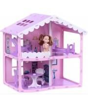 Домик для кукол Дом Анжелика KRASATOYS