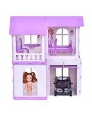 Домик для кукол Дом Алиса KRASATOYS