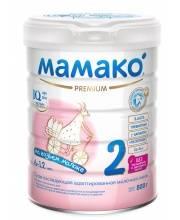 Последующая адаптированная молочная смесь на основе козьего молока для детей от 6 до 12 мес 800 гр