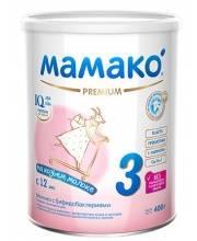 Сухой молочный напиток с бифидобактериями на основе козьего молока для детей старше 12 мес 400 гр