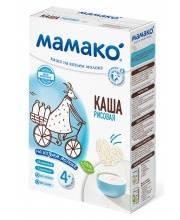 Каша рисовая на козьем молоке 200 гр Мамако