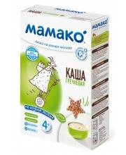 Каша гречневая на козьем молоке 200 гр Мамако
