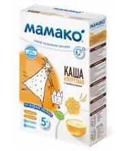 Каша кукурузная с пребиотиками на козьем молоке 200 гр Мамако