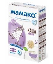 Каша овсяная на козьем молоке 200 гр Мамако