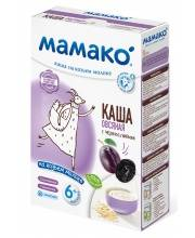 Каша овсяная с черносливом на козьем молоке 200 гр Мамако
