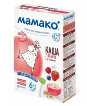 Каша 7 злаков с ягодами на козьем молоке 200 гр