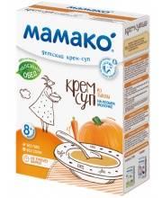 Крем-суп из тыквы на козьем молоке 150 гр Мамако