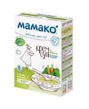 Крем-суп из шпината на козьем молоке 150 гр Мамако