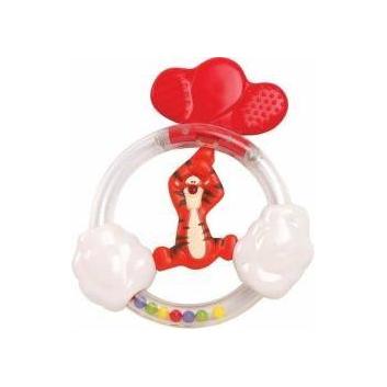 Погремушка-прорезыватель с шариками