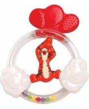 Погремушка-прорезыватель с шариками Tomy